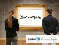 linked-in law firm company page
