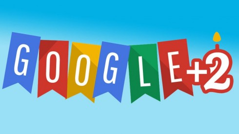 Google+ two years old